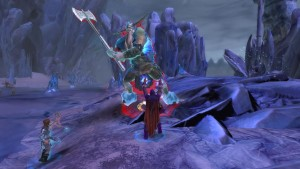 невервинтер викинг бос