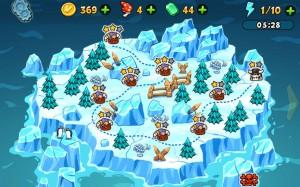 железный лед карта