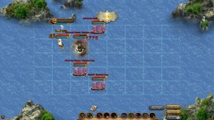 морской бой бой