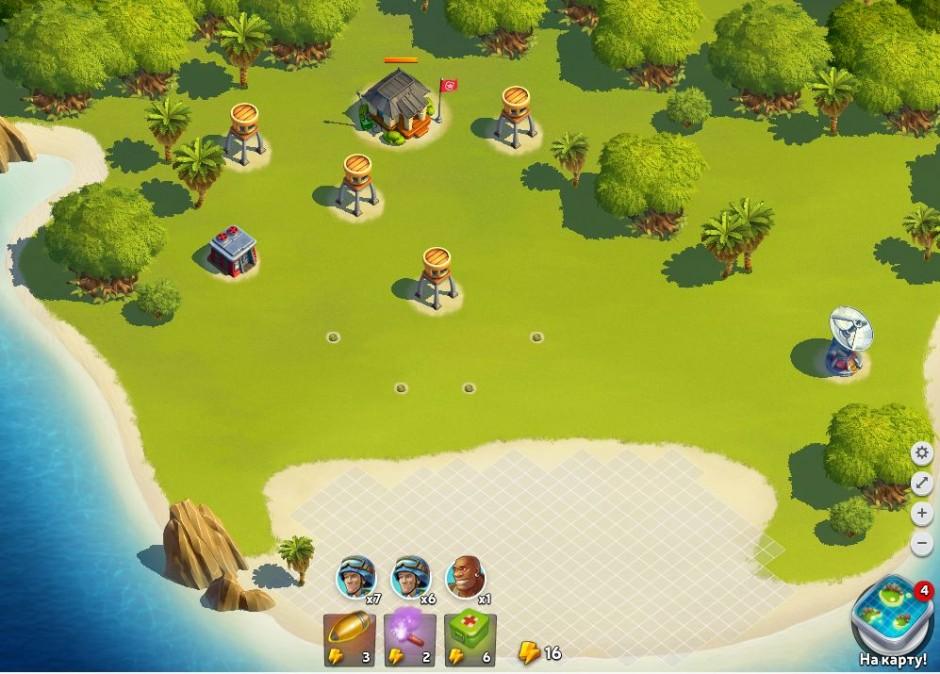 битва за острова