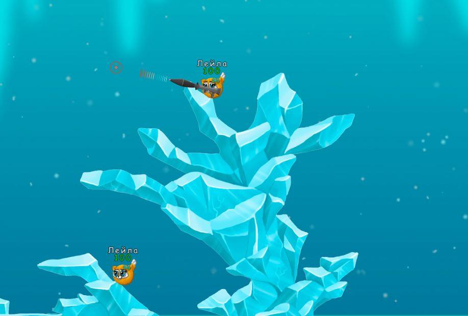 битвы котиков на льду